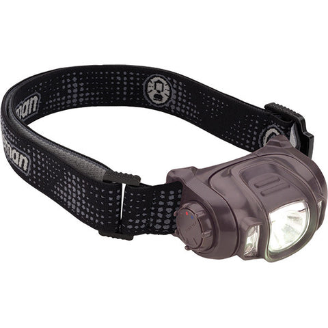 Coleman Multi- Colored LED Headlamp