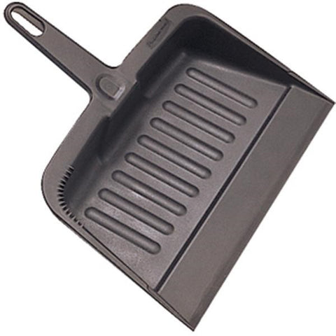 Heavy-Duty Plastic Dust Pan