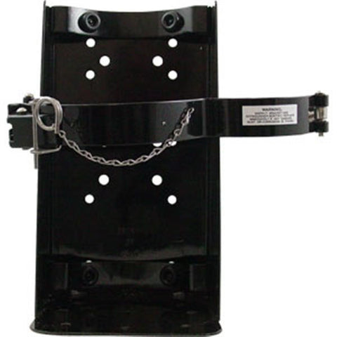 Badger Clamp Type Vehicle Bracket (For 10 & 15 lb CO2 Extinguishers)