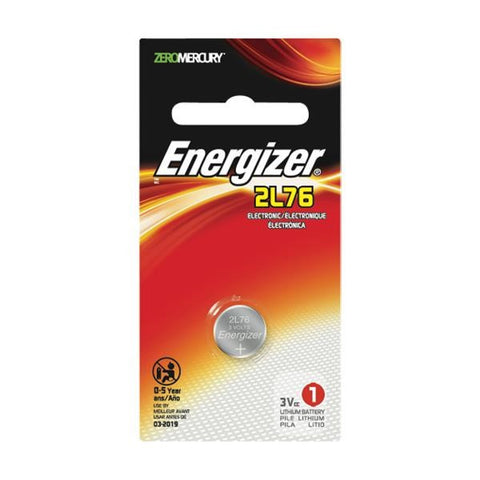 Energizer 2L76 Lithium Photo/Camera Battery