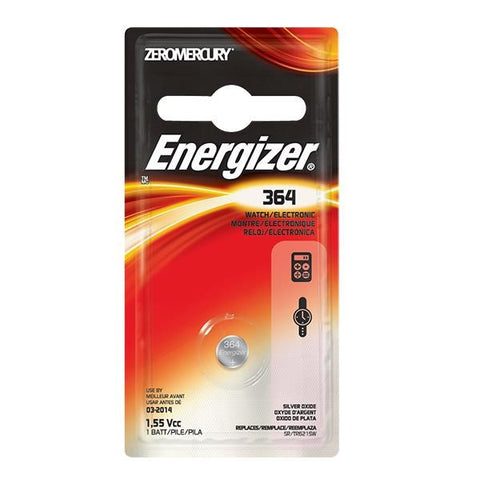 Energizer 364 Battery (1.5V)