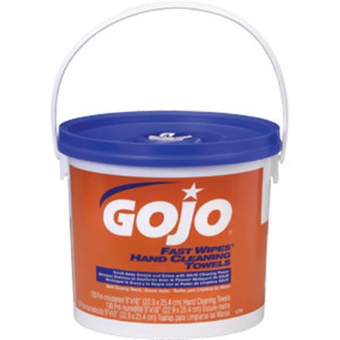 Gojo Fast Towels Hand Cleaning Towels