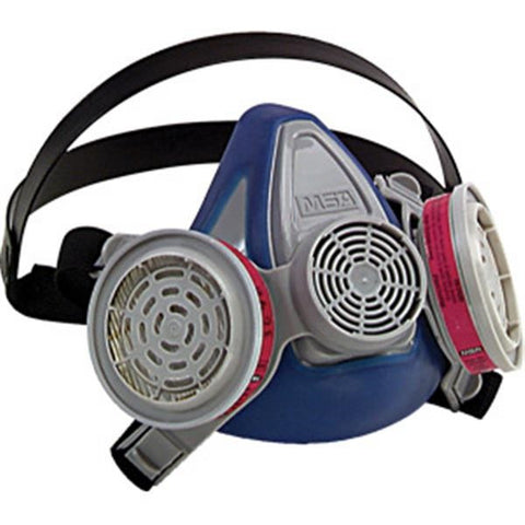 Advantage 200 LS Half-Mask Respirator, 1-Pc Neckstrap