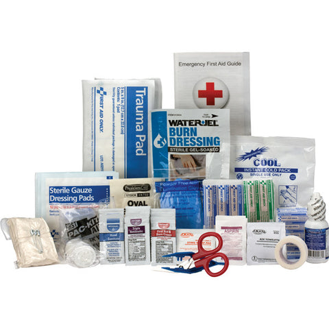 141-Pc ANSI A+ First Aid Kit Refill (For 90561AC, 90563AC, 90589AC)
