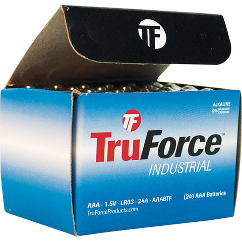 TruForce AAA Alkaline Batteries