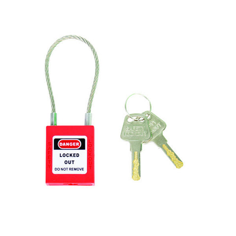 Cable Safety Padlock