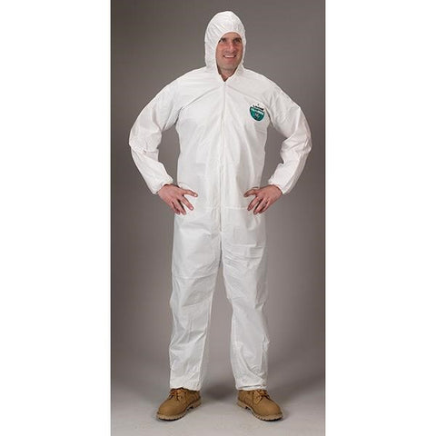MicroMax NS Coveralls w/ Elastic Wrists & Ankles, 2X-Large, Vendor Packs, 50/Case
