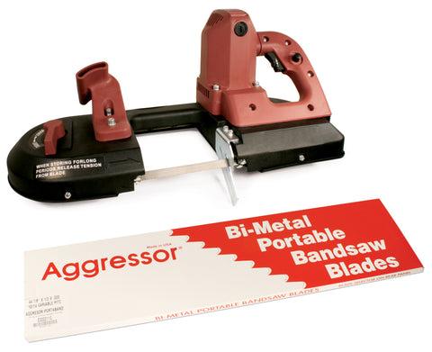 Aggressor Port-A-Band Bi-Metal Portable Bandsaw Blade