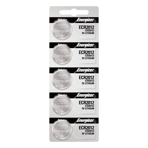 Energizer  CR2012 Lithium Coin Cell Battery (3V)