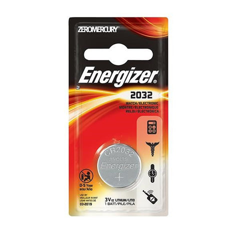 Energizer 2032 Battery (3V)