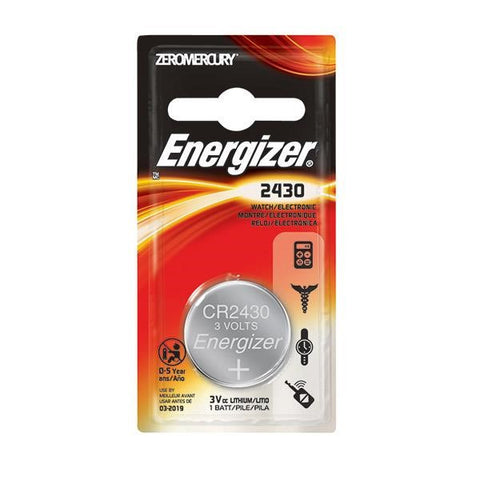 Energizer 2430 Battery (3V)