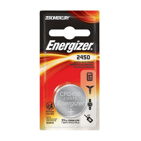 Energizer 2450 Battery (3V)