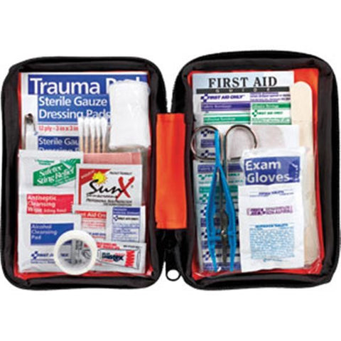 107-Piece Outdoor First Aid Kit