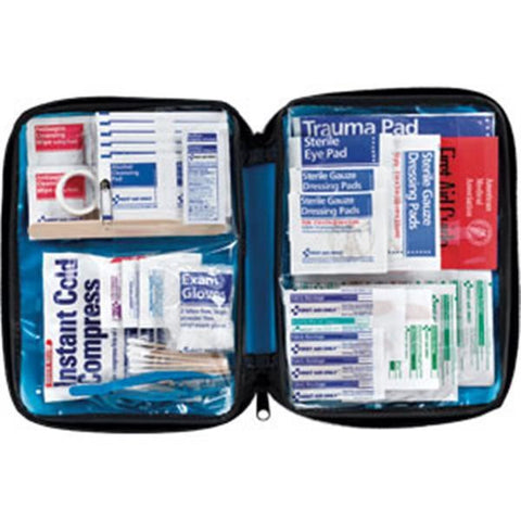 131-Piece All-Purpose First Aid Kit (Softpack Case)