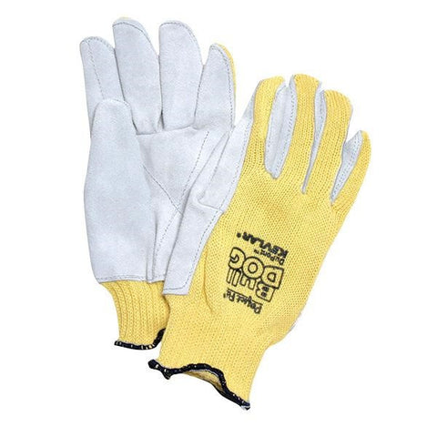 Bull Dog Kevlar Knit Gloves
