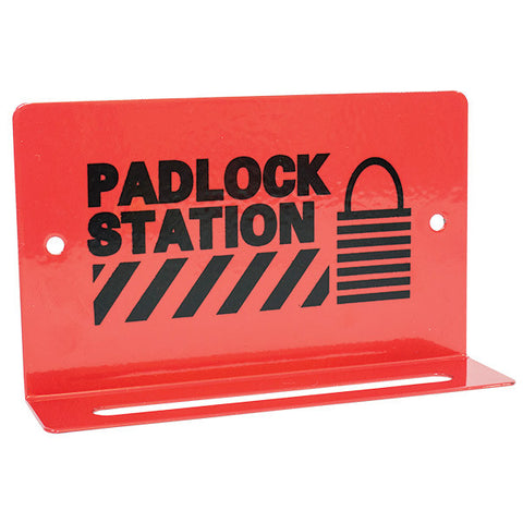 TruForce Heavy-Duty Padlock Station