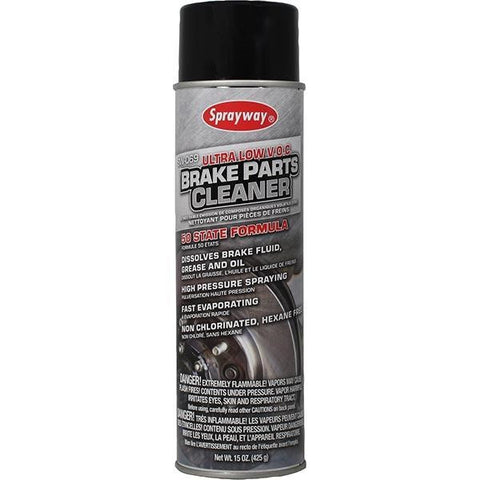 Brake Parts Cleaner With Ultra-Low V.O.C.
