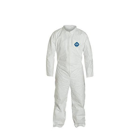 Dupont Tyvek Coveralls TY 120 S WH