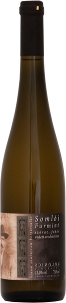 BIN END - Furmint 15 - Kolonics Winery - Somlo