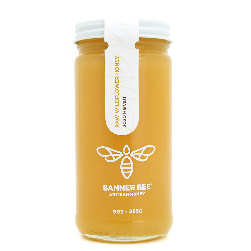 Raw Soft-Set Wildflower Honey