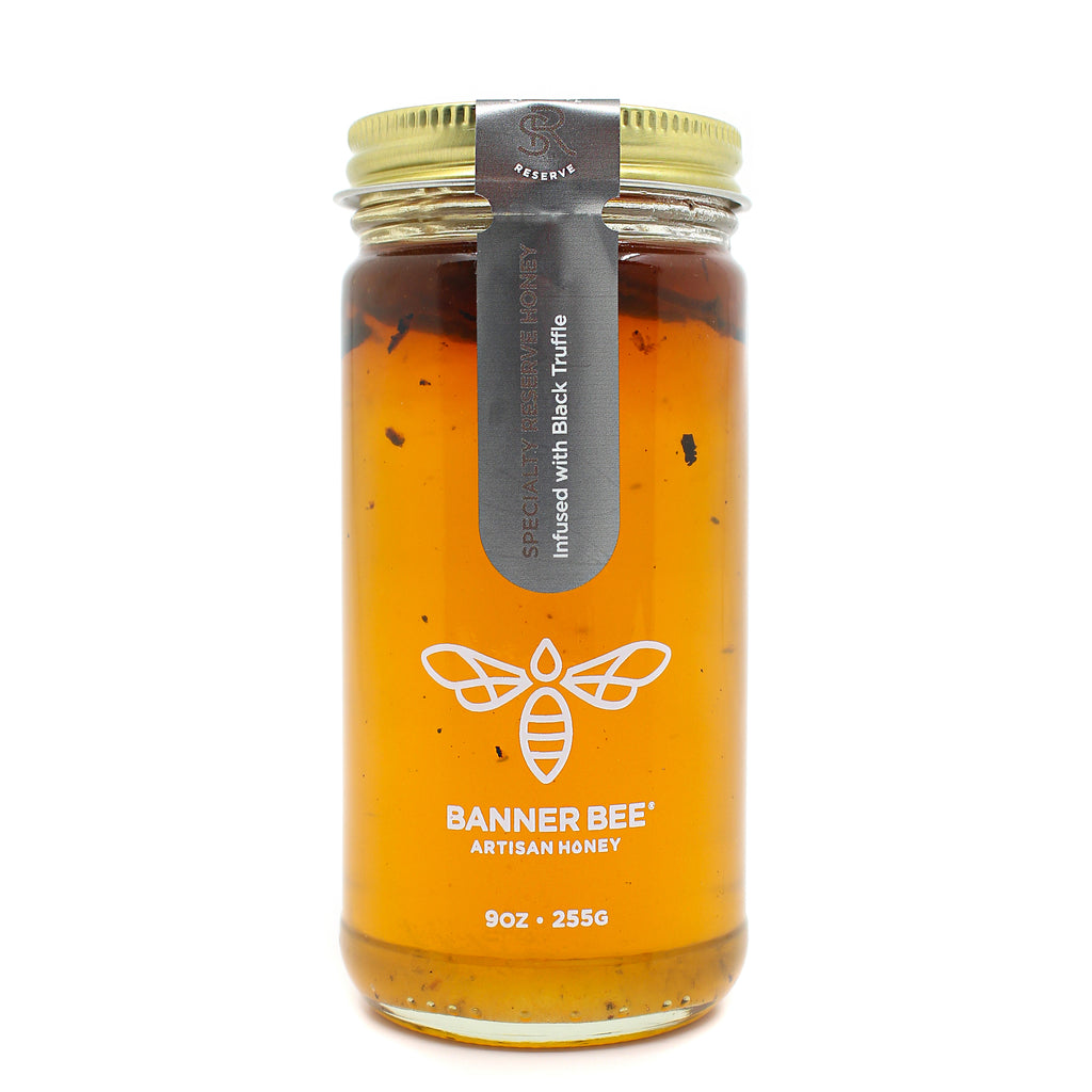 Specialty Reserve: Black Truffle Infused Honey