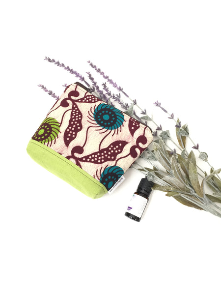 essential oil holder bag