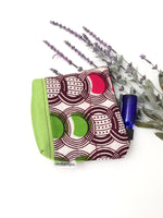 Essential Oil Bag - Ankara fabric | Thrifty Upenyu
