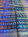 tribal african upholstery fabric