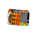 patchwork small zipper purse