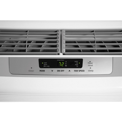 Frigidaire Energy Star 6.000 BTU 115V Window-Mounted Low Profile