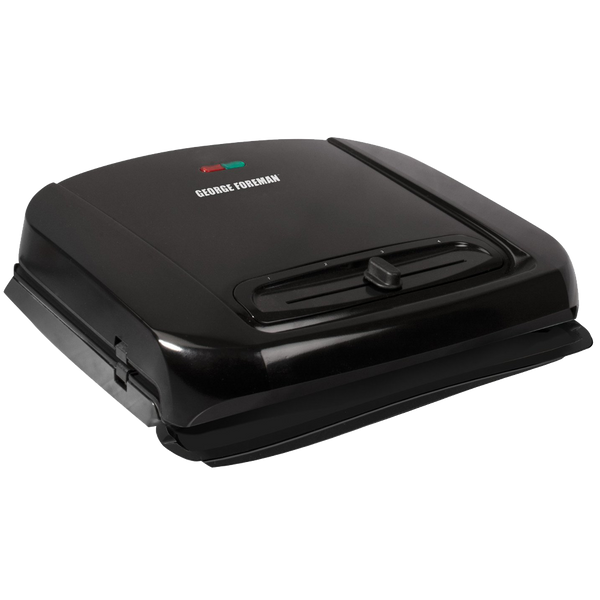 George Foreman GRP1001BP 6-Serving Removable Plate Grill