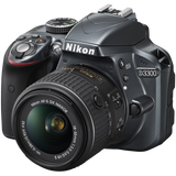 Nikon D3300 24.2 MP CMOS Digital SLR