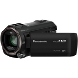 Panasonic HC-V770 HD Camcorder with Wireless Smartphone Twin Video Capture
