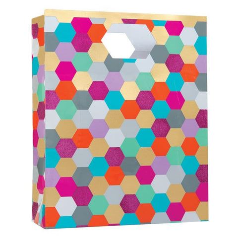 Pattern Play Large Gift Bag