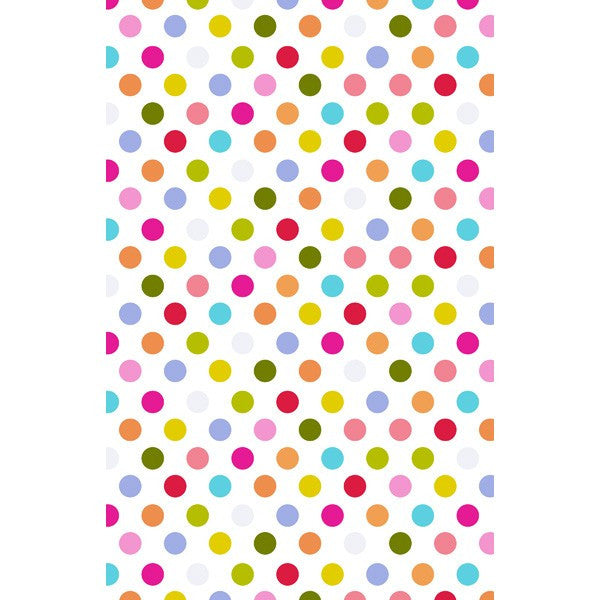 Pattern Pop-Dots Tissue Paper