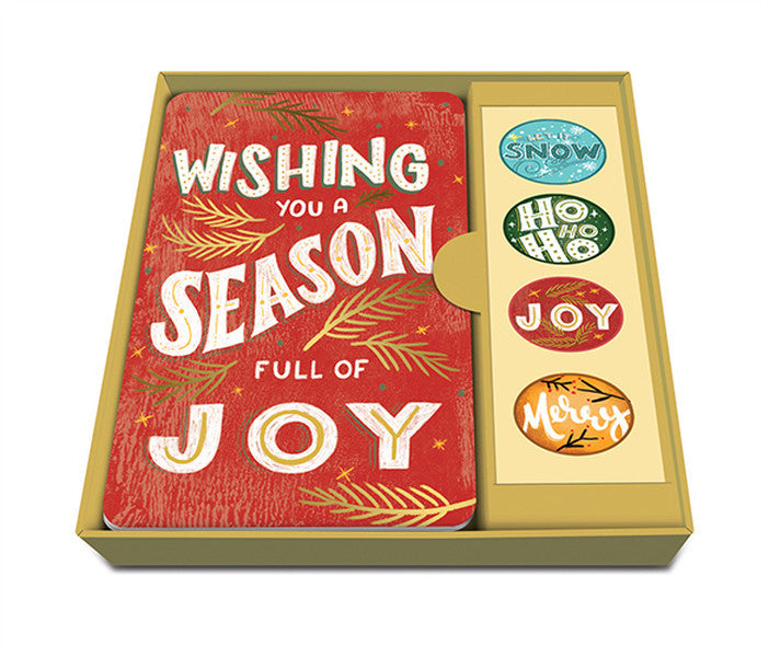 Full of Joy Holiday Cards Box Set