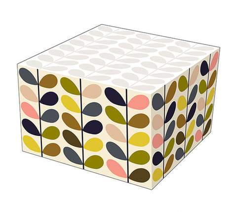 Orla Kiely Memo Block - Multi Stem