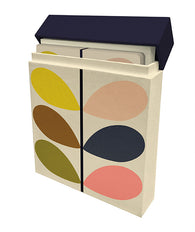 Orla Kiely Boxed Note Cards - Multi Stem