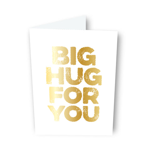 Big Hug For You Card