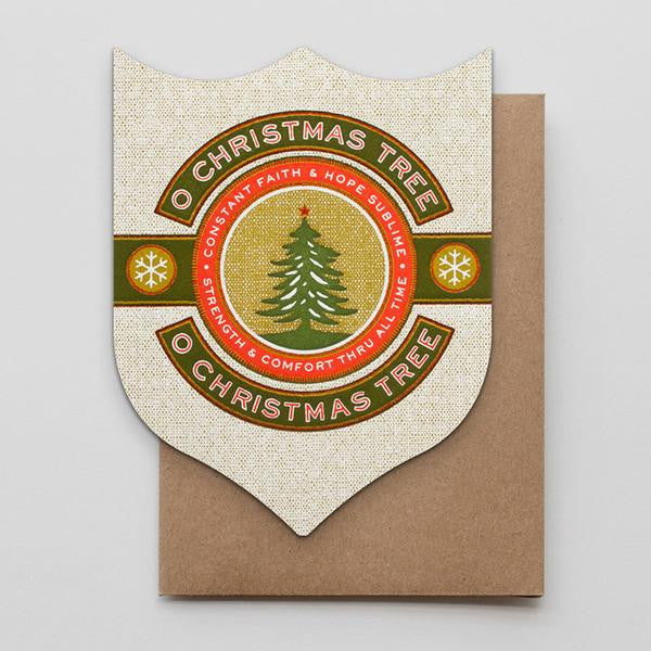 Holiday Box Set - O' Christmas Tree Badge