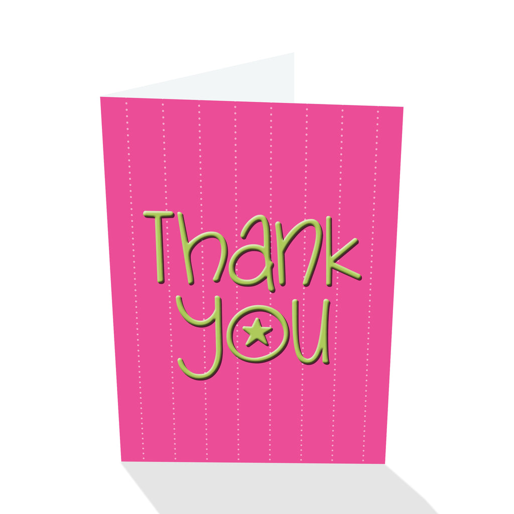 K-Notes Thank You Cards (Set of 8)