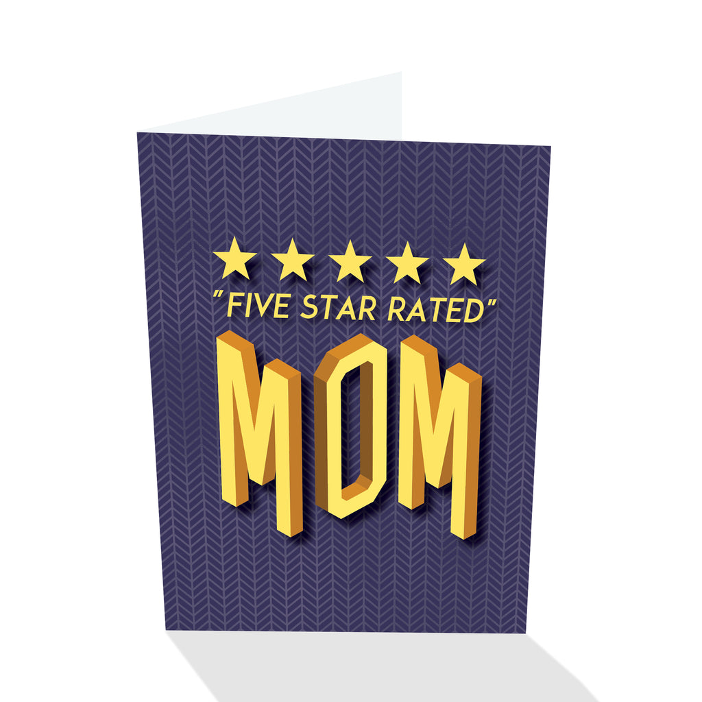Five Star Rated Mom