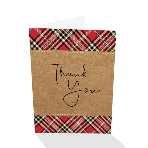 Everyday Petites - Thank You Plaid