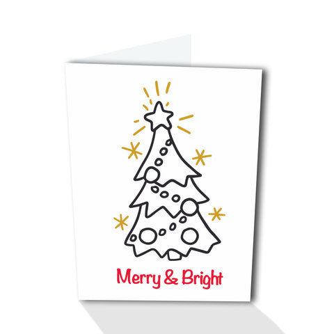 Holiday Petites - Merry & Bright Doodle