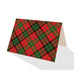 Merry Tartan Plaid Boxed Notes (Set of 8)