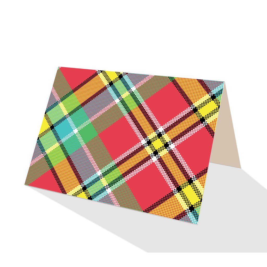 Madras Plaid Boxed Notes (Set of 8)