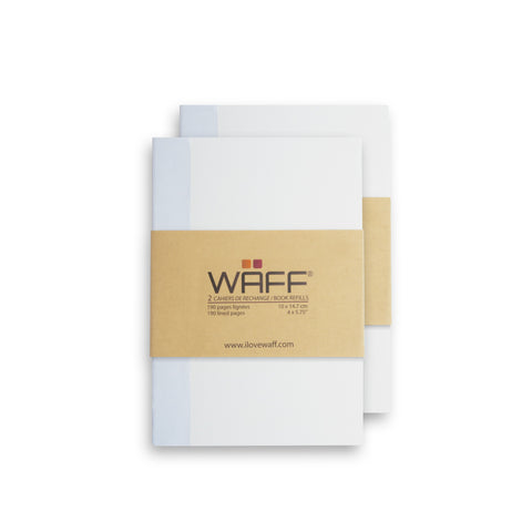 WAFF Journal Refills - Medium