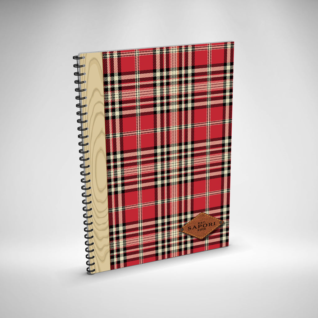 IdeaBook SketchBook by Sapori - 6 Designs