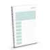 Medium IdeaBook Planner by Sapori - 4 Designs