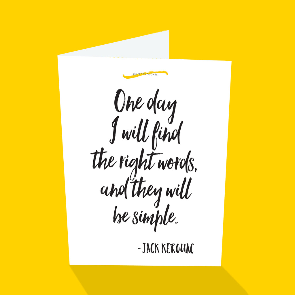 Simple Everyday - One Day